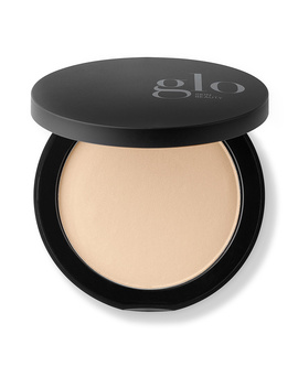 Pressed Base Powder Foundation   Natural Fair (0.35 Oz.) by Glo Skin Beauty