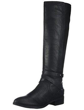 Fergalicious Women's Lennin Riding Boot by Fergalicious