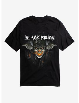 Avenged Sevenfold Black Reign T Shirt by Hot Topic
