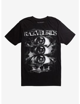 Black Veil Brides Vale Eyes T Shirt by Hot Topic