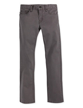 511™  Slim Fit Sueded Pants, Little Boys by Levi's