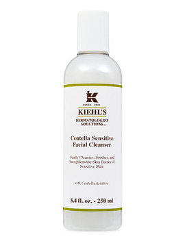 Dermatologist Solutions Centella Sensitive Facial Cleanser, 8.4 Oz. by Kiehl's Since 1851