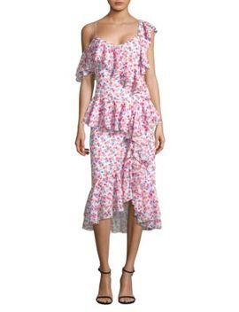 Dylan Ruffle Dress by Amur