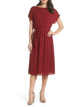 Dolman Midi Dress by Charles Henry
