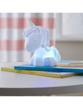 Color Changing Unicorn Mood Light by Container Store