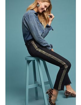 Mother The Rascal High Rise Skinny Ankle Jeans by Mother