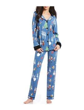 Nutcracker Classic Knit Pajamas by Bed Head