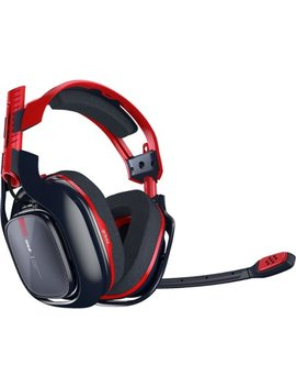 Astro A40 Tr Wired Stereo Gaming Headset   Red/Black by Astro Gaming