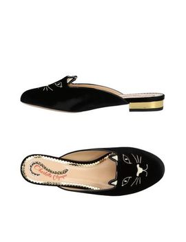 Charlotte Olympia Pantoletten   Schuhe by Charlotte Olympia