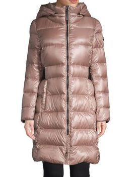 Down Puffer Coat by Calvin Klein