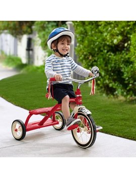 Radio Flyer Classic Dual Deck Tricycle by Kids' Tricycles