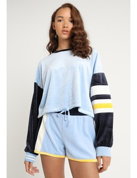 Colourblocked Lightweight   Sweatshirt by Juicy Couture