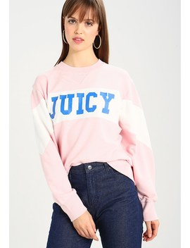 Terry  Logo   Sweatshirt by Juicy Couture