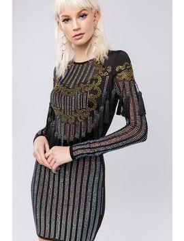 On The Fringe Dress by A'gaci