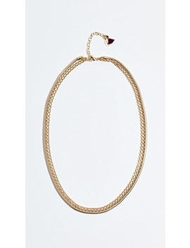 Zafira Layered Necklace by Shashi