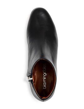 Women's Jessy Block Heel Booties   100 Percents Exclusive by Bloomingdale's