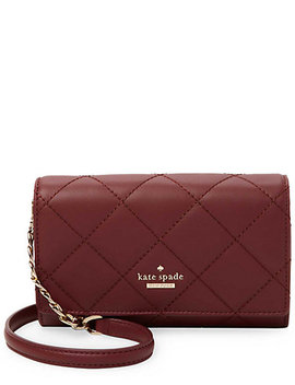Kate Spade New York Emerson Place Agnes Quilted Crossbody by Kate Spade New York