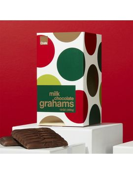 Milk Chocolate Grahams by Crate&Barrel