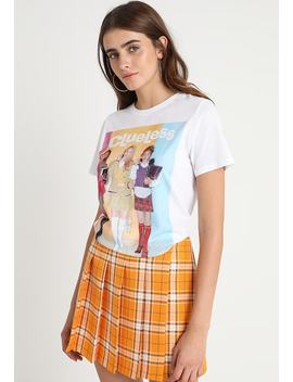 Clueless   T Shirt Print by New Look