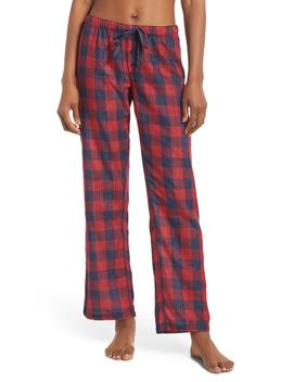 Check Lounge Pants by Pj Salvage