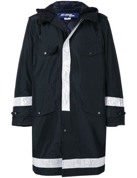 Hooded Midi Raincoat by Junya Watanabe Man
