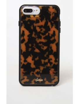 Sonix Brown Tortoise Shell I Phone 6/7/8 Plus Case by Pacsun