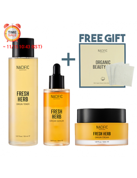 [Nacific] *Time Deal*  Fresh Herb Origin Set by Style Korean