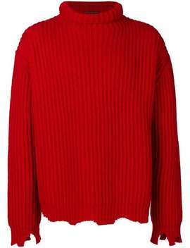 Loose Fitted Sweater by Paura
