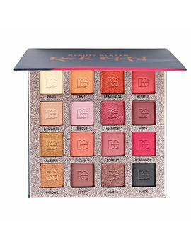 Beauty Glazed 16 Colors Eyeshadow Palette Glitter And Matte Shimmer Highly Pigmented... by Beauty Glazed