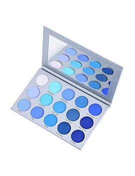 Kara Es22 15 Color Smoky Blue Eyeshadow by Kara