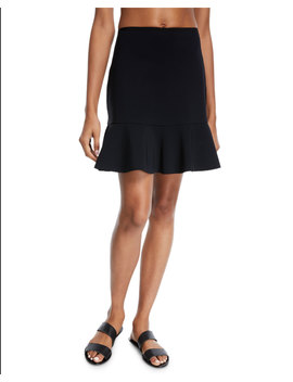 Spresa Pull On Coverup Skirt by Karla Colletto