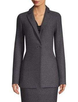 Sofia Knit Jacket by St. John
