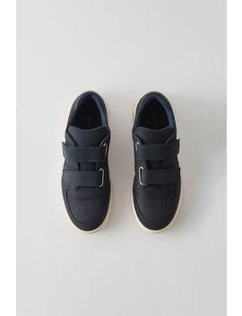 Velcro Sneakers Black/White by Acne Studios
