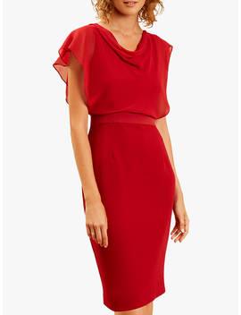 Fenn Wright Manson Hayley Dress, Red by Fenn Wright Manson