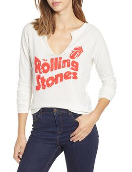 The Rolling Stones Graphic Tee by Day By Daydreamer