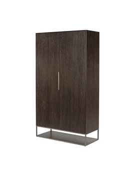 Sands Open Base Cabinet by Crate&Barrel