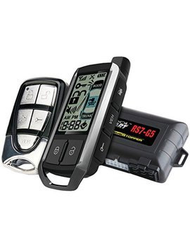 Crimestopper Rs7 G5 2 Way Fm/Fm Lcd Paging Remote Start And Keyless Entry System by Anti Theft Devices