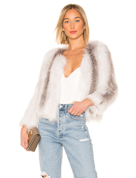 Don't Stop Fur Jacket by The Jetset Diaries