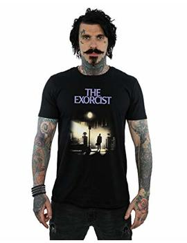 The Exorcist Men's Classic Poster T Shirt by The Exorcist