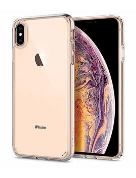 Spigen Ultra Hybrid Designed For Apple I Phone Xs Max Case (2018)   Crystal Clear by Spigen