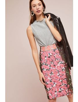 Byron Lars Cosmopolitan Pencil Skirt by Byron Lars