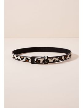 Wild At Heart Belt by Streets Ahead