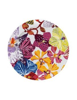 Flowers Round Platter by Missoni