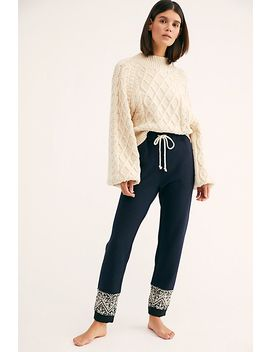 Fairisle Jogger by Free People