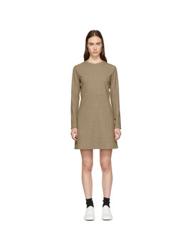 Beige Maddy Dress by A.P.C.
