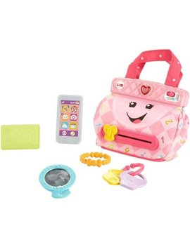 Fisher Price Laugh & Learn My Smart Purse by Learning Accessories