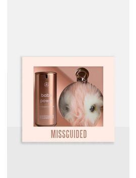 Missguided Babe Power Eau De Parfum Set by Missguided