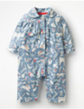 Festive Printed All In One by Boden