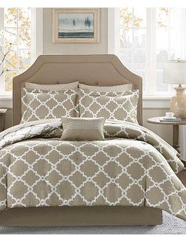 Merritt Reversible 7 Pc. Twin Comforter Set by Madison Park Essentials