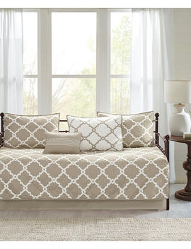 Merritt 6 Pc. Reversible Daybed Bedding Set by Madison Park Essentials